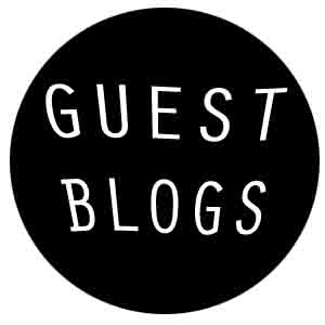 A guest blogs logo - part of our SEO content writing services