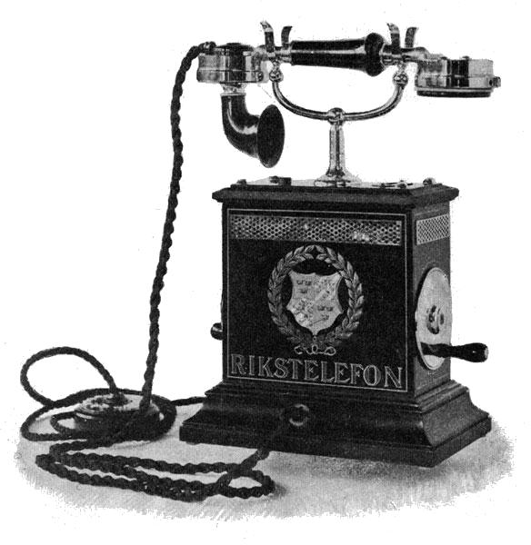 A picture of a telephone because we'd to talk about web content with you!