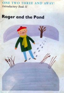Roger and the Pond book