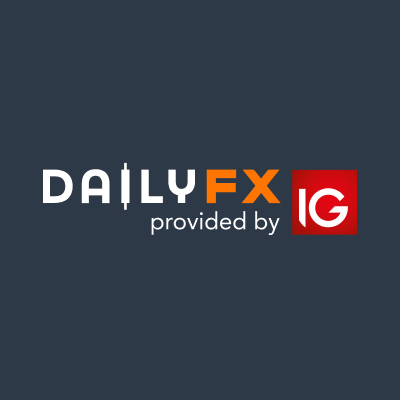 DailyFX logo for copywriting portfolio