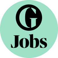 Guardian Jobs logo for copywriting portfolio