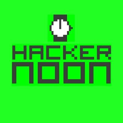 Hackernoon logo for copywriting portfolio